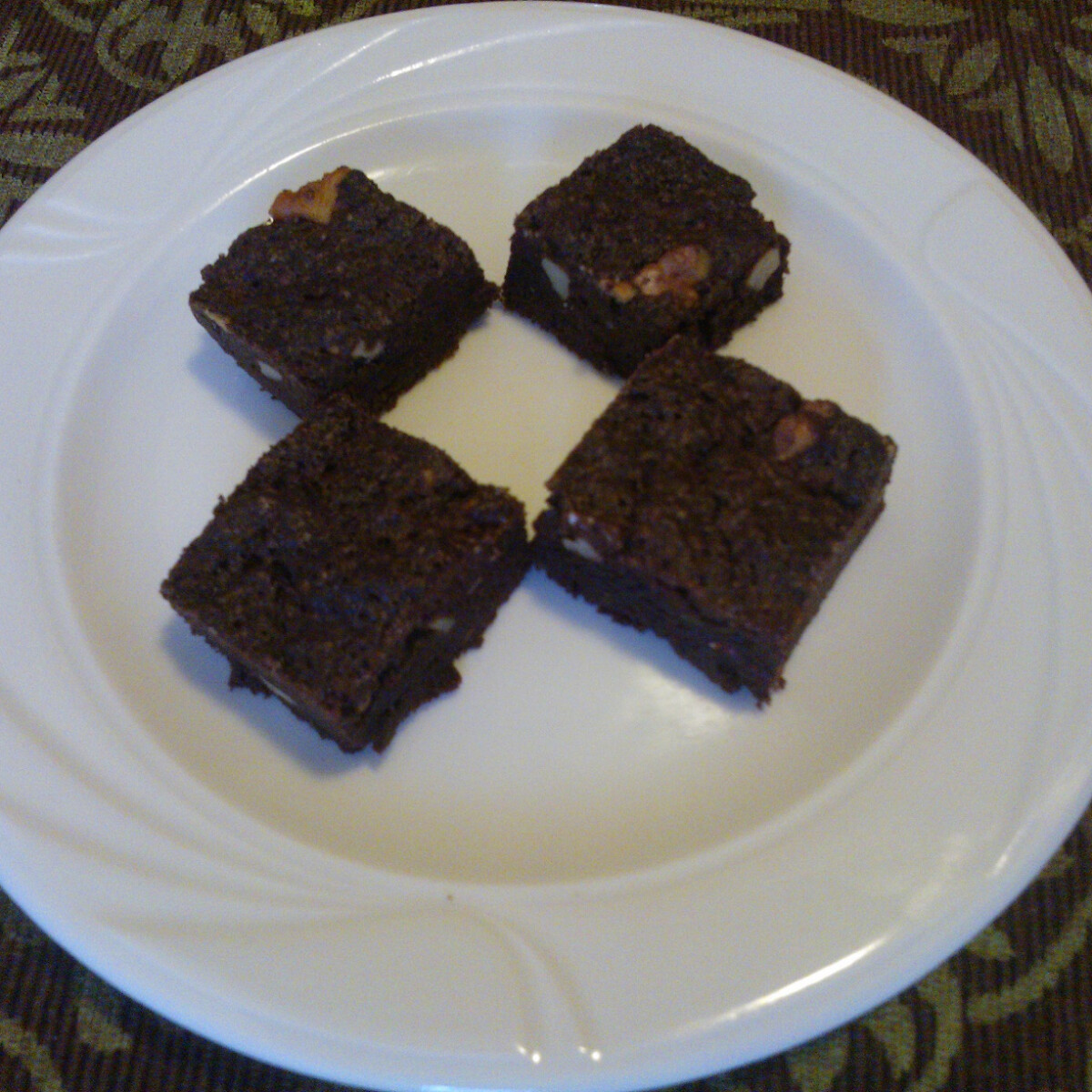 Ezen a képen: Brownies Pancsika konyhájából