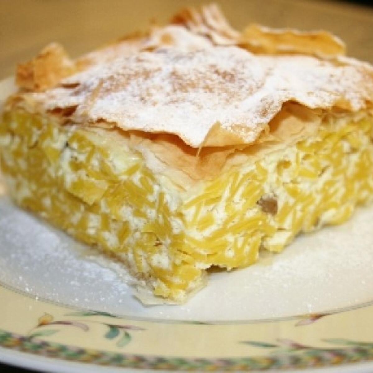Ezen a képen: Vargabéles Vicikó konyhájából