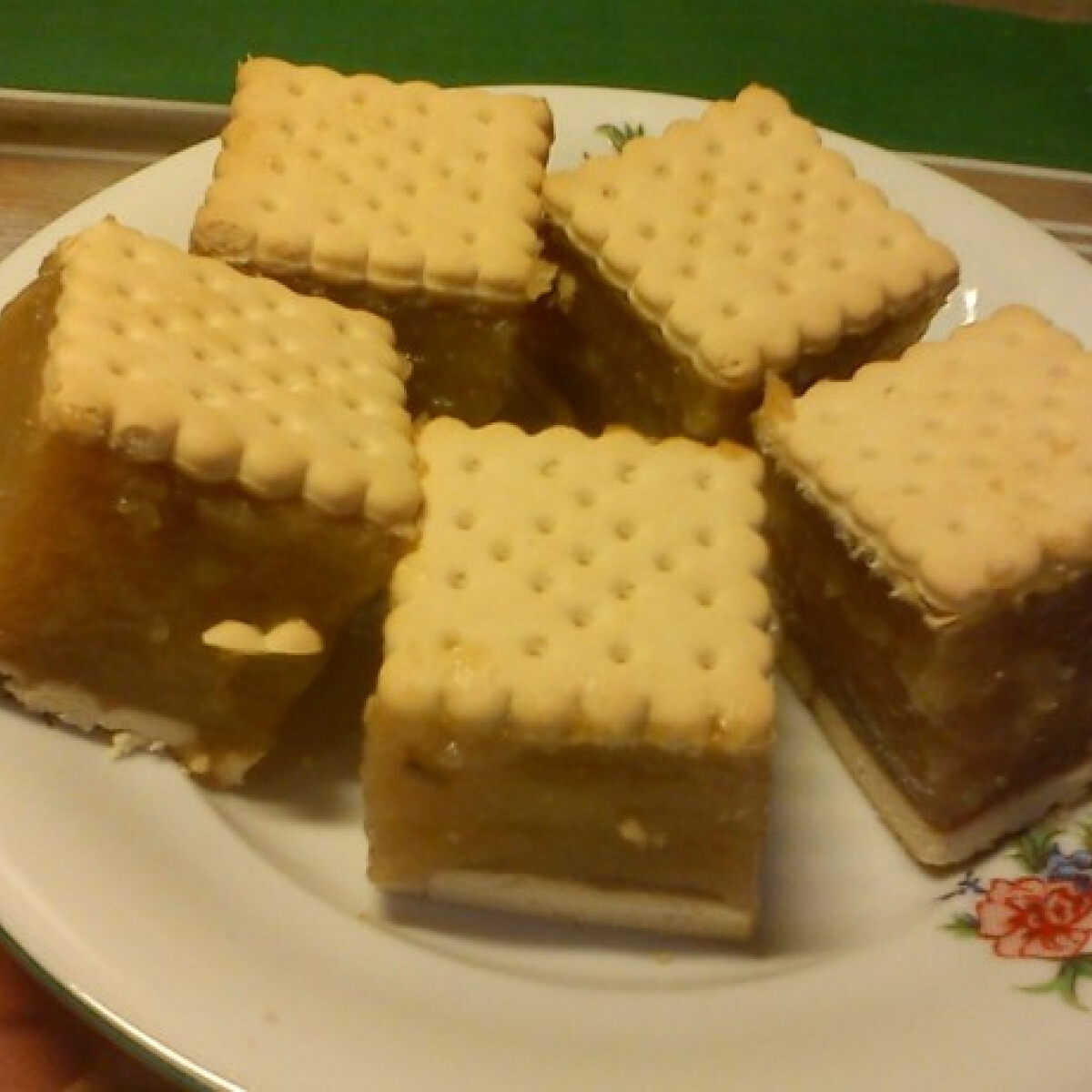 Almás keksz ahogy Lcsilla készíti