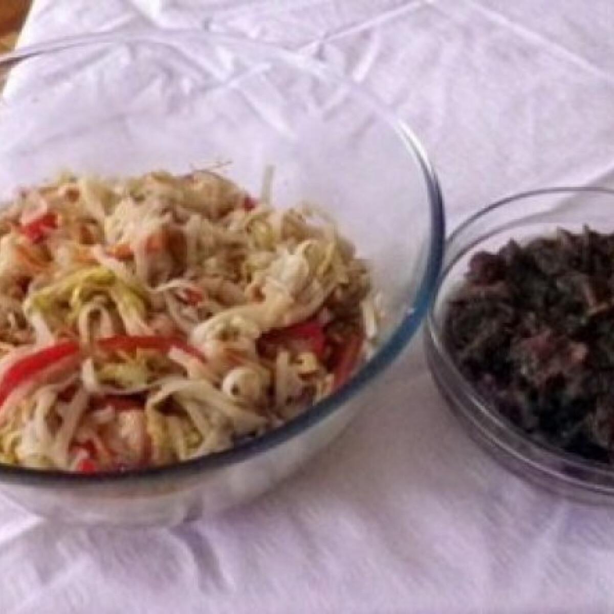 Ezen a képen: Gyömbéres-chilis-szilvaszószos marha