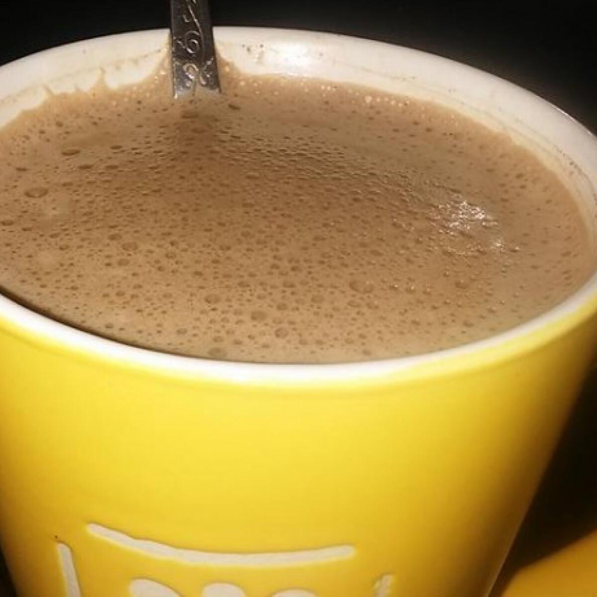 Ezen a képen: Sportszelet ízű forró csoki