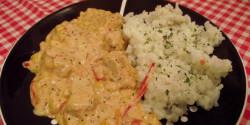 Kukoricás szaftos csirke
