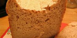 Graham kenyér Márti konyhájából
