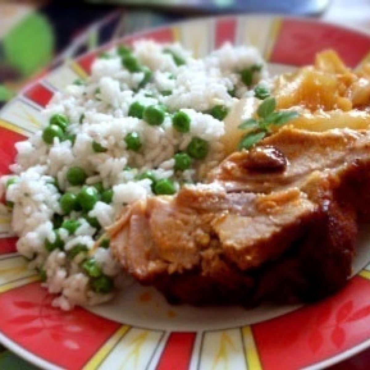 Ezen a képen: Zacskós hús mexikói módra