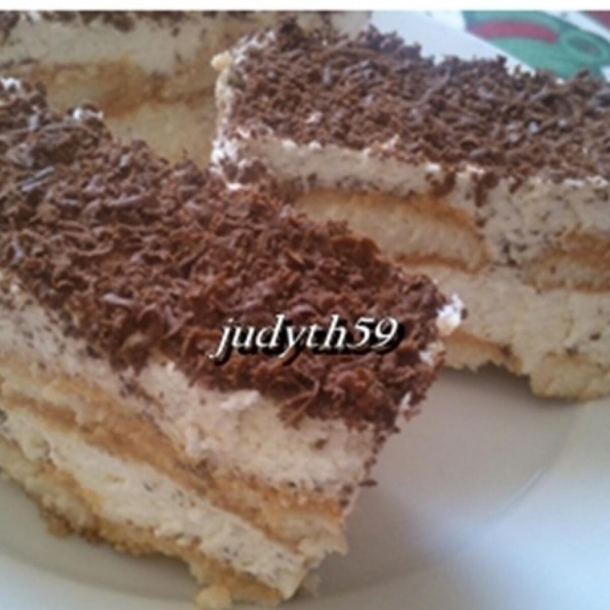 Ezen a képen: Citromos-mascarponés élvezet JUDYTH konyhájából