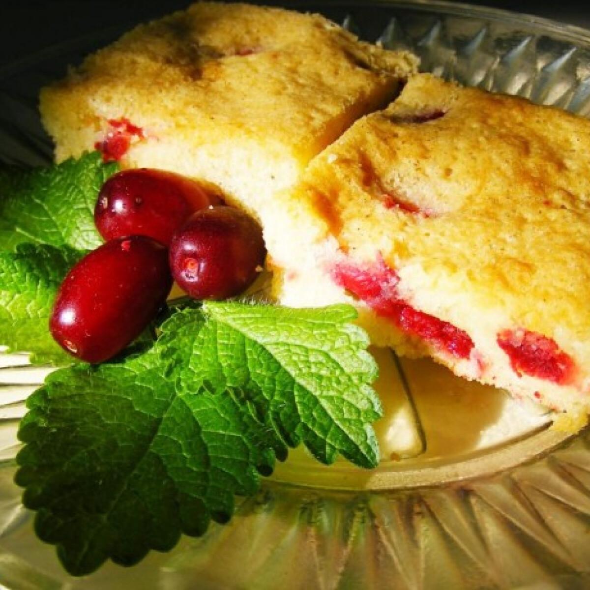 Ezen a képen: Somos fehércsokis süti