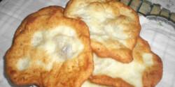 Kefíres lángos Gabimami konyhájából