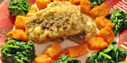 Zöldfűszeres hal