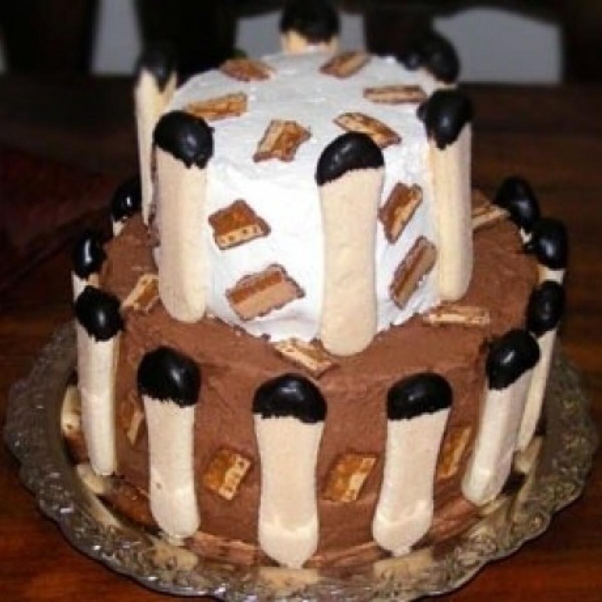Csokitorta 5. -emeletes