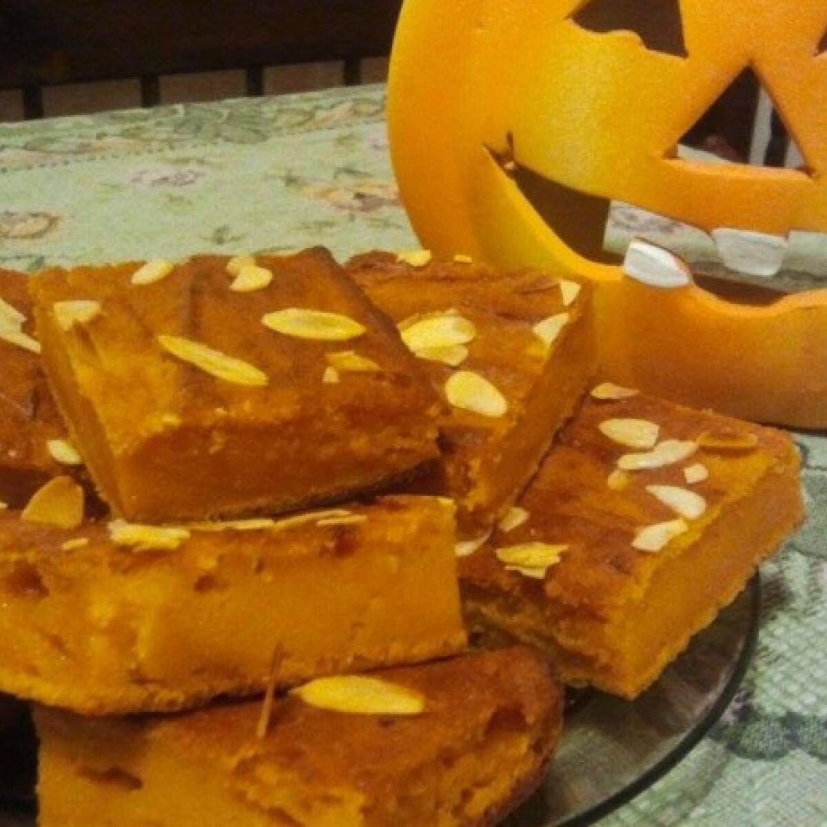 Ezen a képen: Sütőtökös lepény