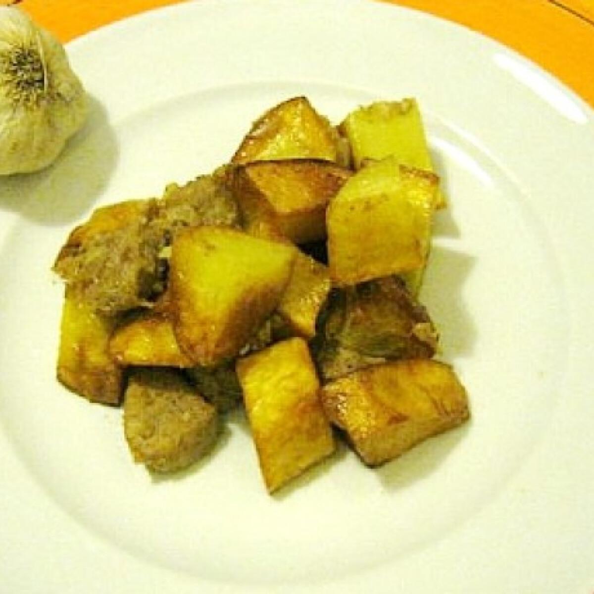 Ezen a képen: Szaftos brassói Hami konyhájából
