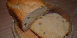 Olívás-szárított paradicsomos kenyér
