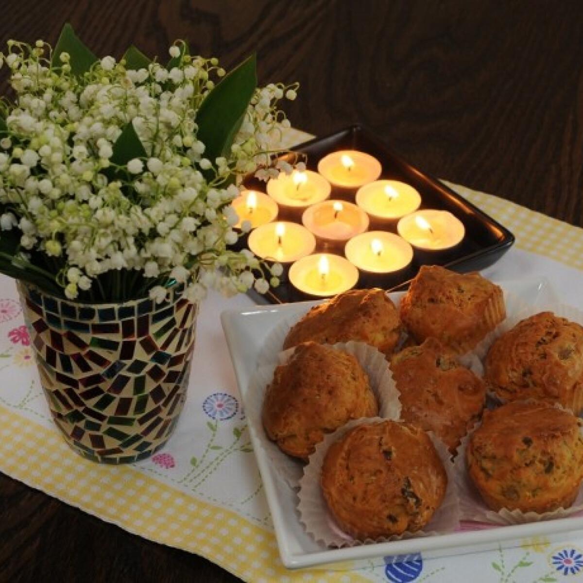 Ezen a képen: Gombás muffin