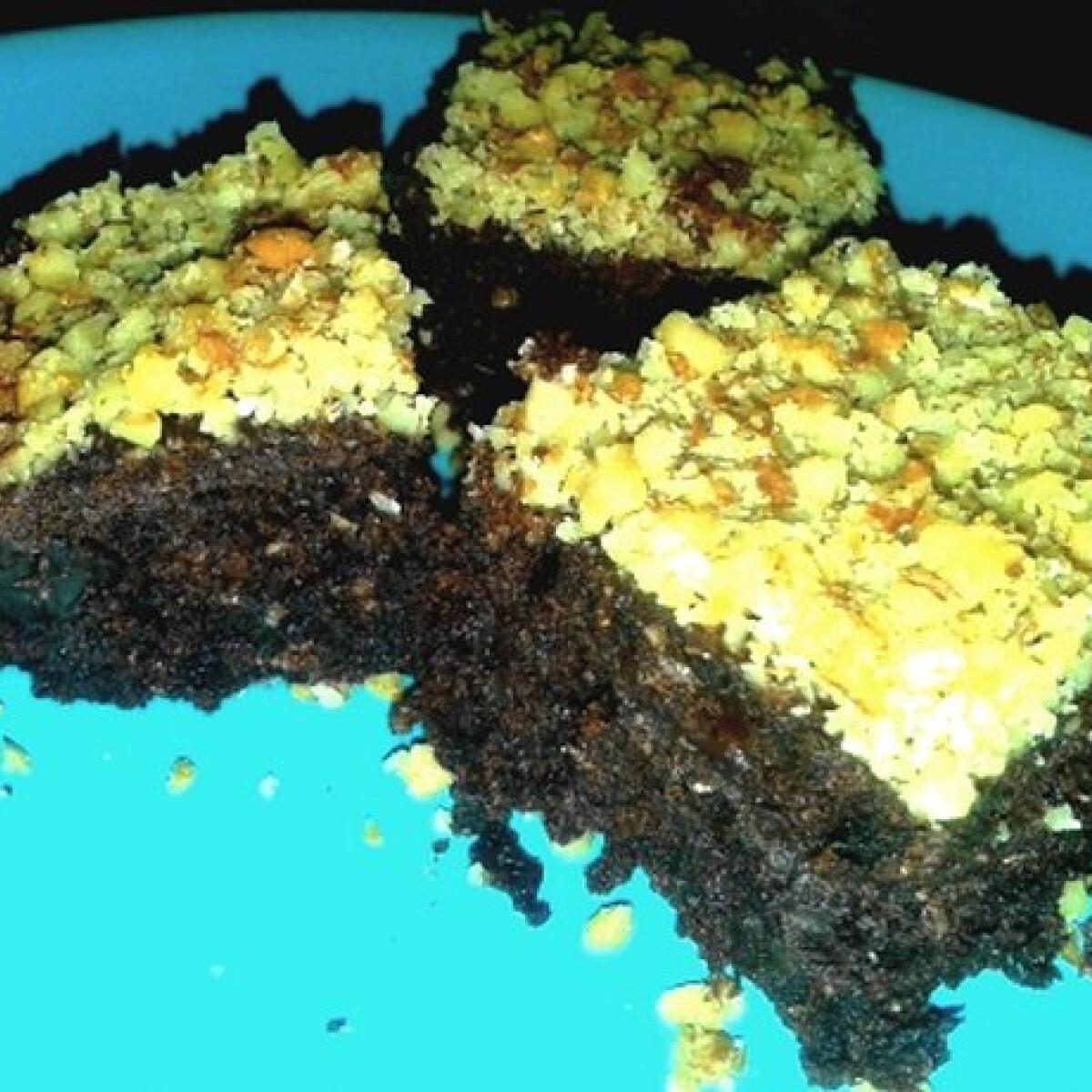 Diós brownie ahogy Mara készíti