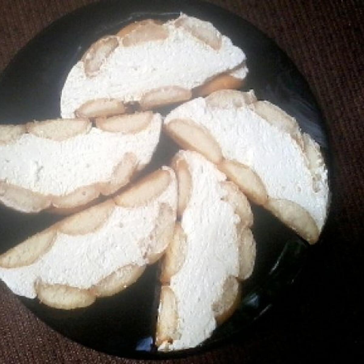 Citromos-joghurtos őzgerinc