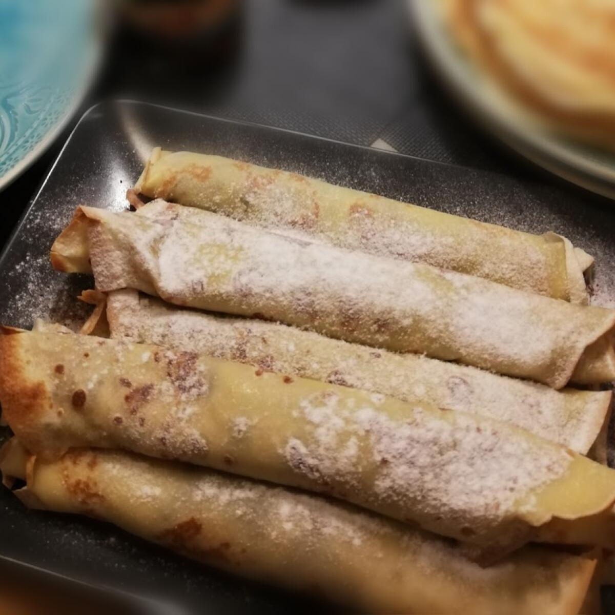 Ezen a képen: Francia palacsinta Bokibo konyhájából