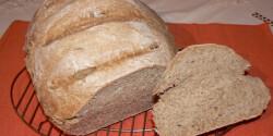 Diétás-teljes kiőrlésű kenyér