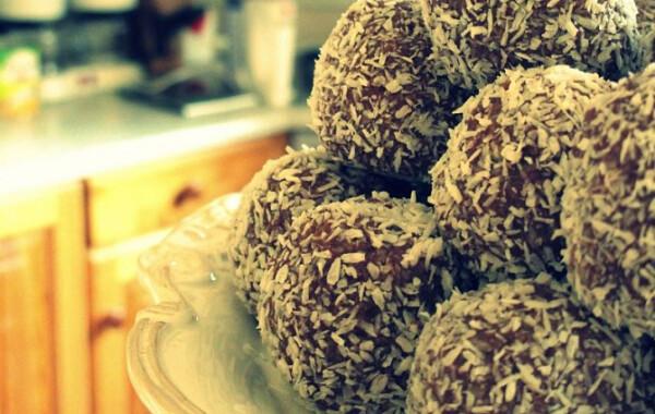 Kókuszgolyó Kuktalány konyhájából