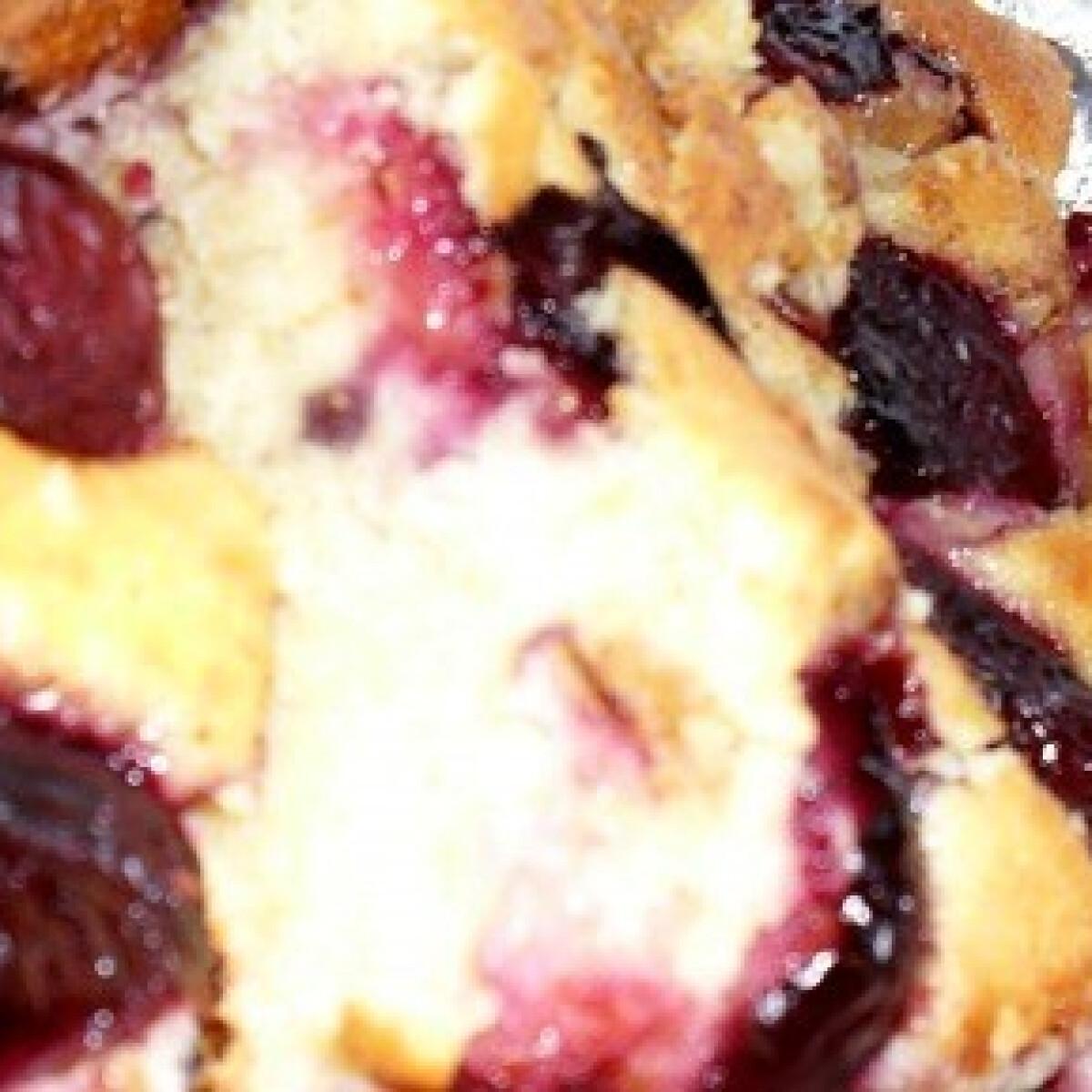 Ezen a képen: Szilvás pite 2. - rumos, fahéjas