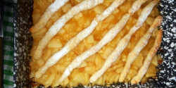 Körtés sütemény Laura konyhájából