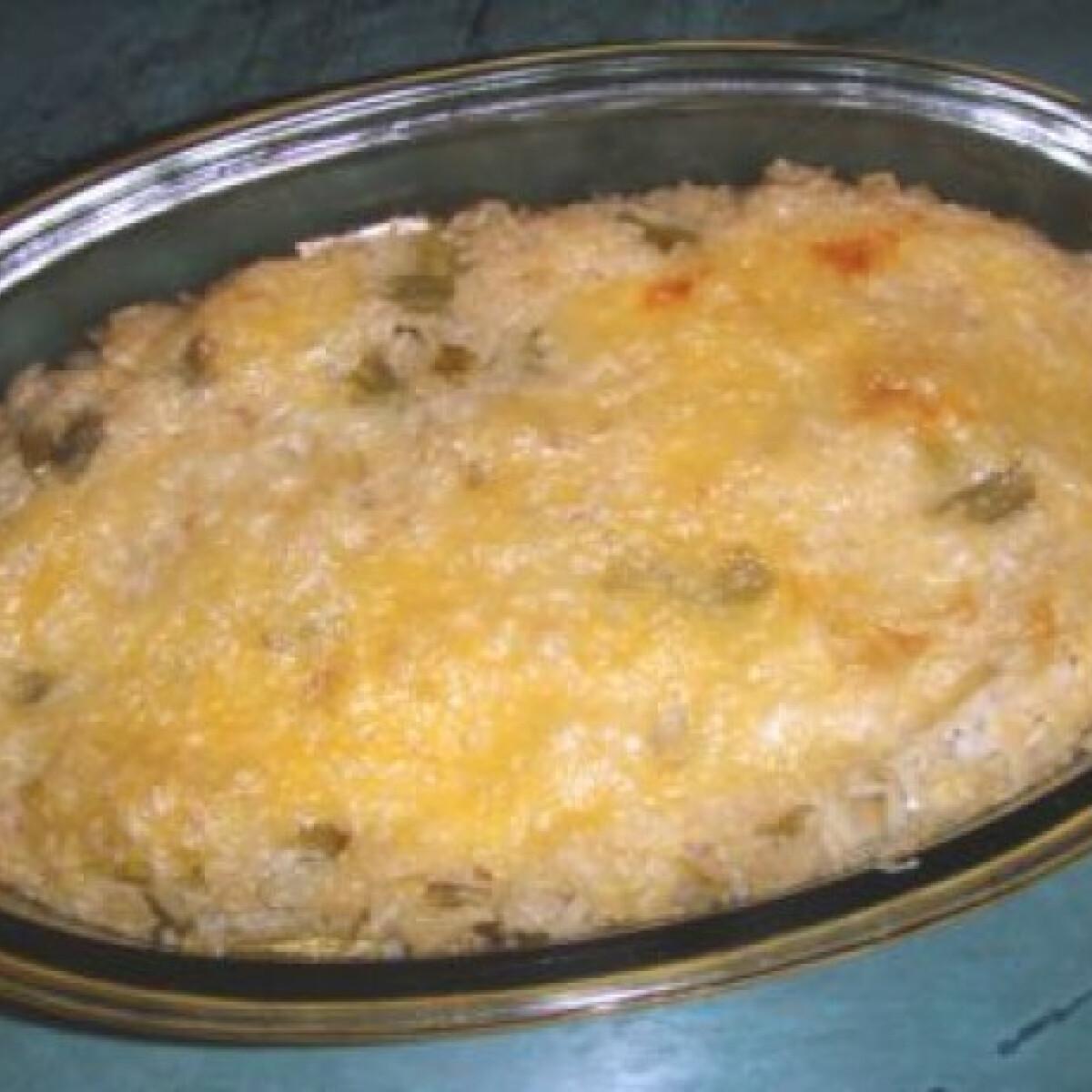 Ezen a képen: Spárgás rizsköret