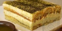 Matchamisu - Tiramisu zöldteával