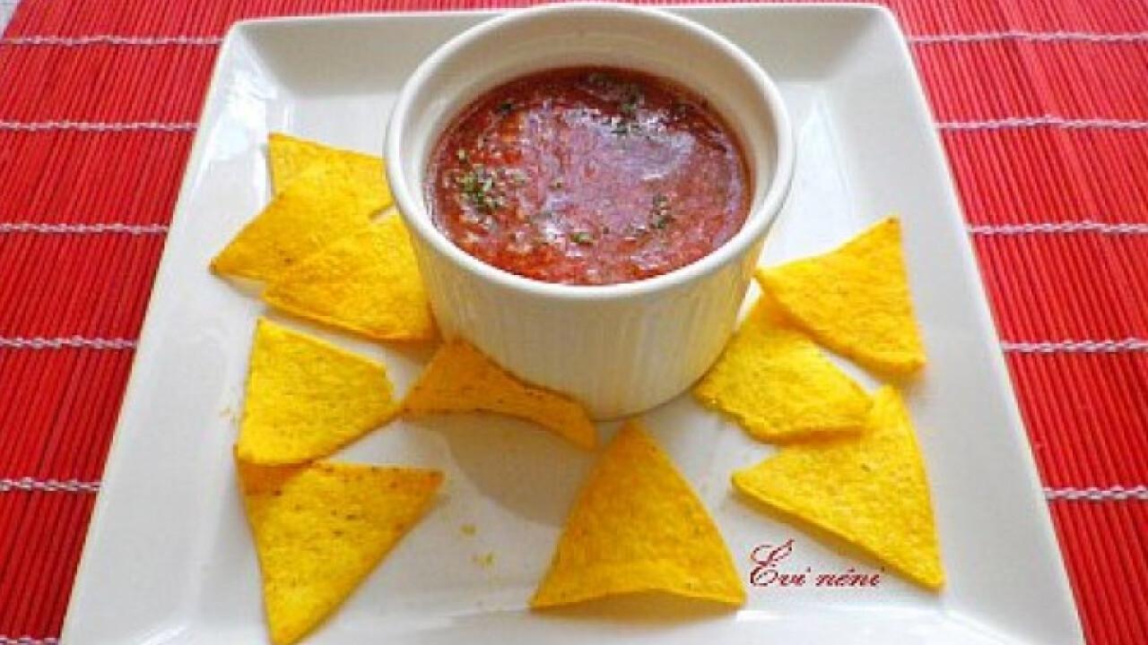 Chilis salsa