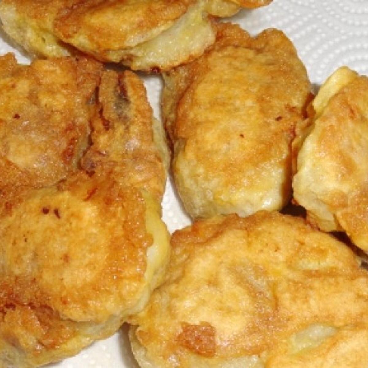 Tejben fürösztött csirkecombok