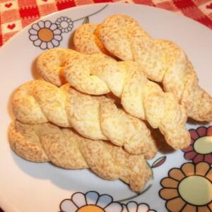 Csavart keksz gluténmentesen