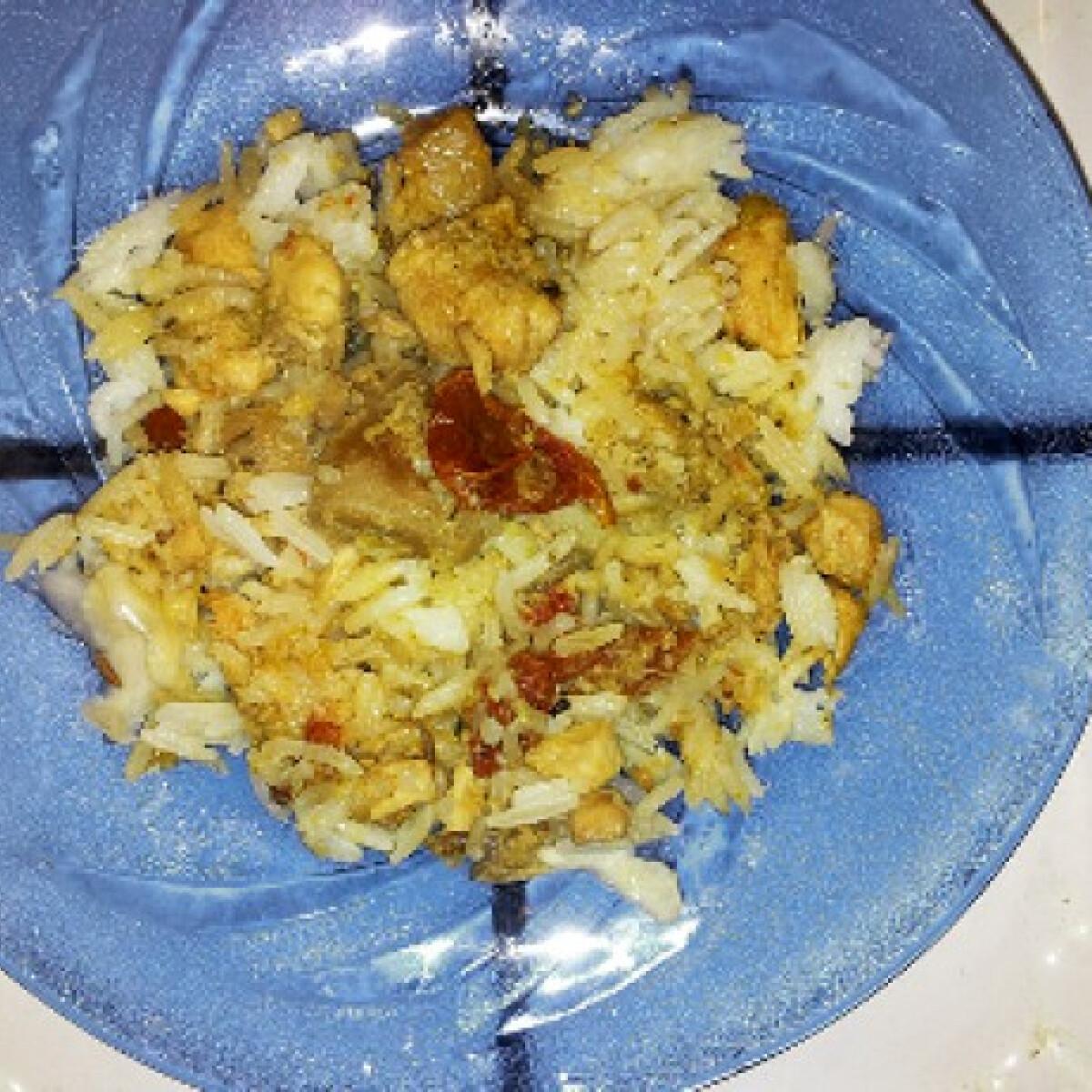Ezen a képen: Gyömbéres-chilis csirkemell laskagombával