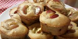 Almás muffin sütőpor nélkül