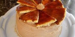 Dobos torta Ágnes konyhájából