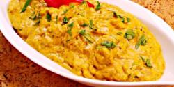Csirkés korma curry