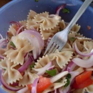 Olasz tésztasaláta