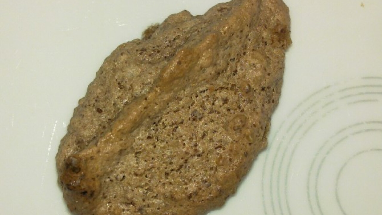 Csokis-diós habcsók