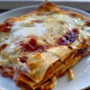 Lasagne 5. - bolognai mártásból
