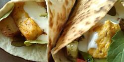 Csirkés tortilla Bibiri konyhájából