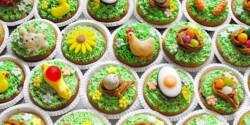 Húsvéti muffinok