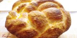 Túrós kenyér Évi néni konyhájából