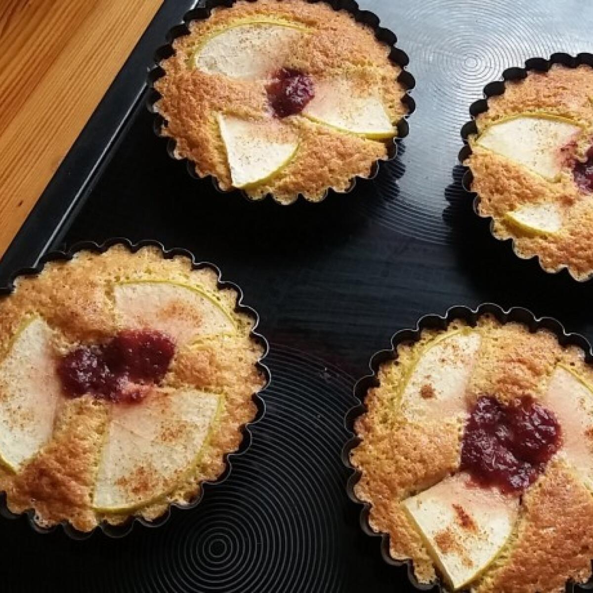 Ezen a képen: Mini tortácskák