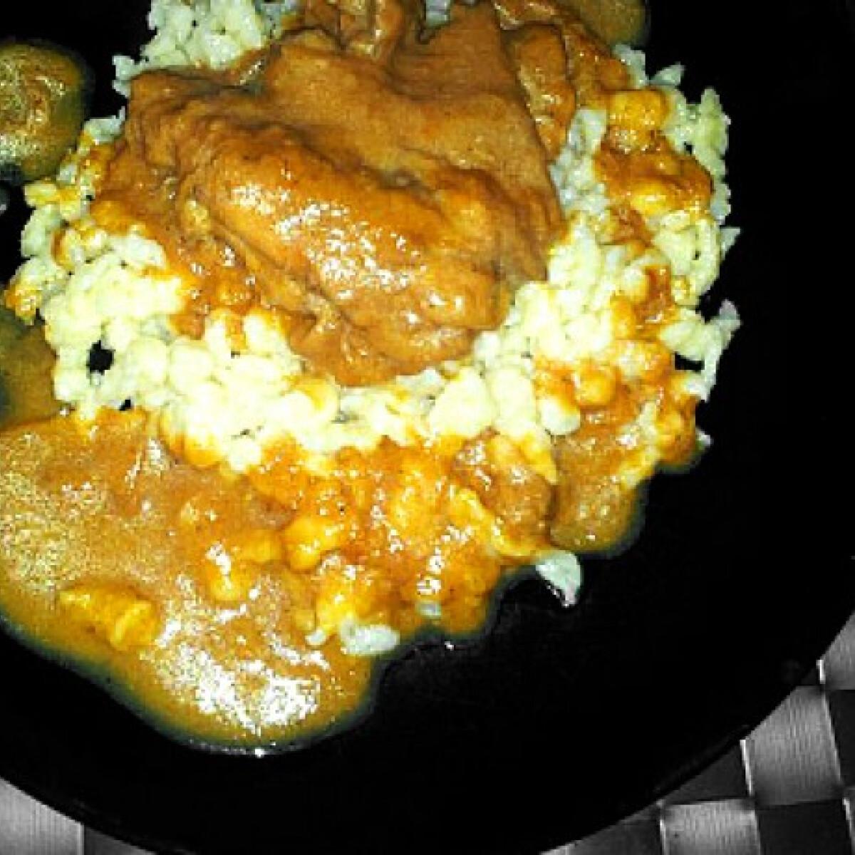 Paprikás csirke DrPepe konyhájából