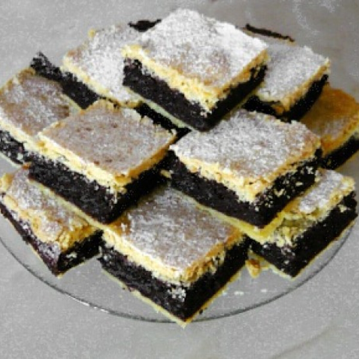 Csokoládés pite Renáta konyhájából