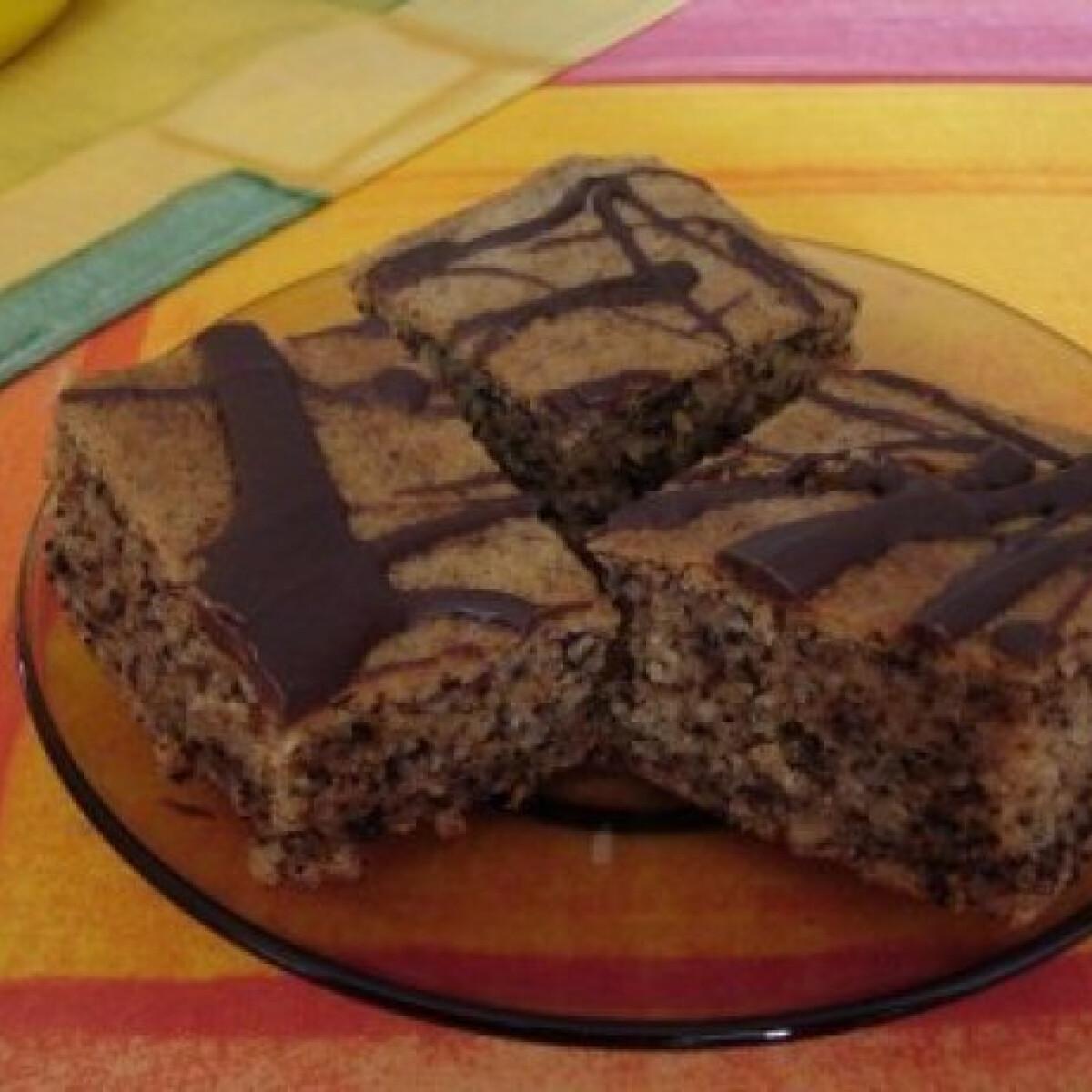 Ezen a képen: Diós kevert süti 2.