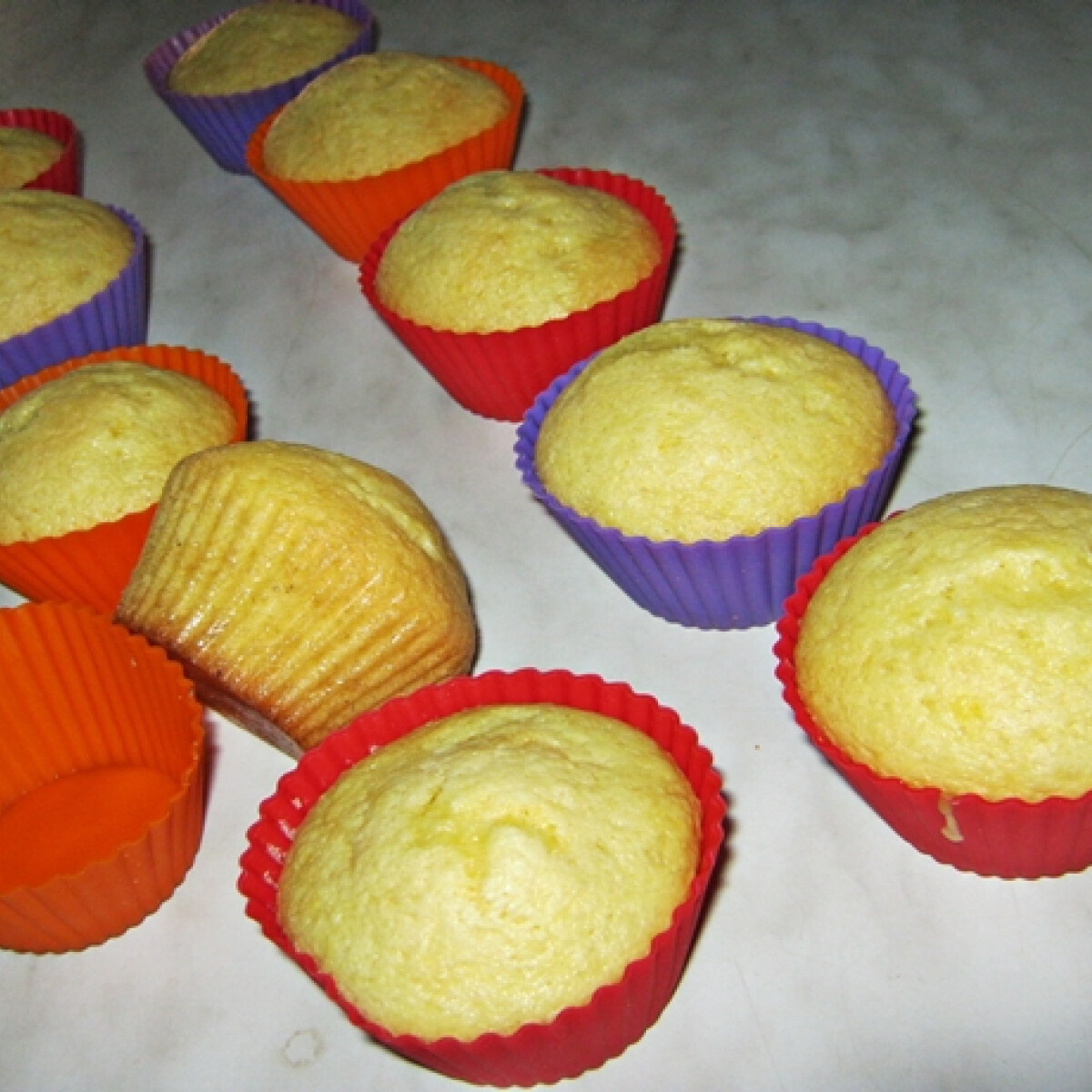 Ezen a képen: Elronthatatlan muffin alap