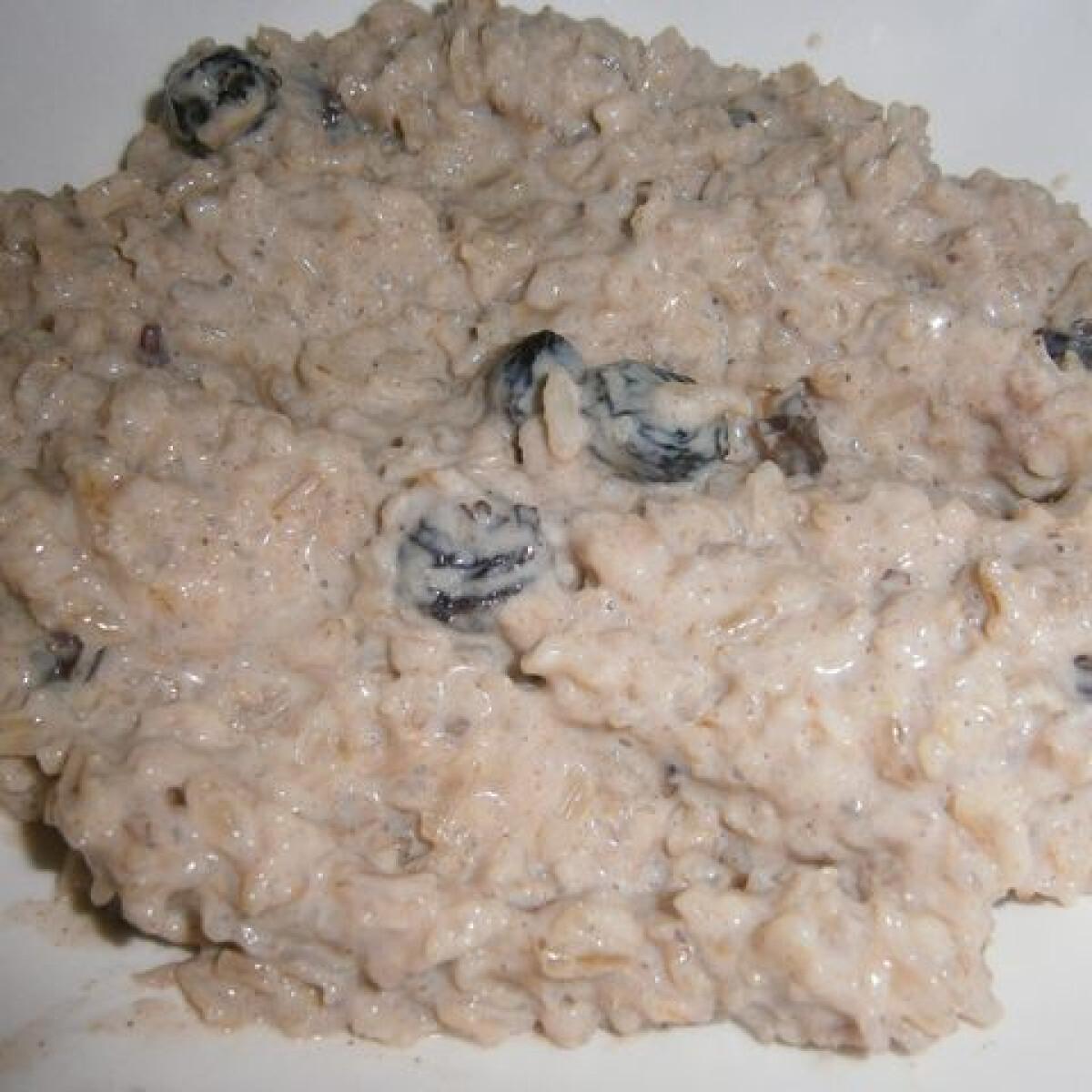 Tejberizs maradék rizsből