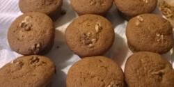 Brigi diós muffinja