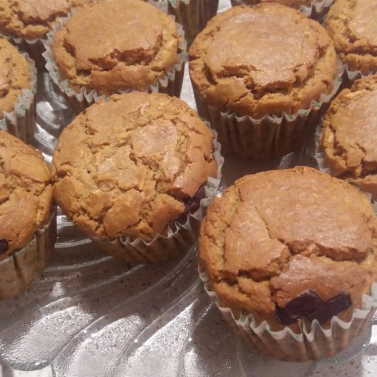 Kókuszos muffin paleósan