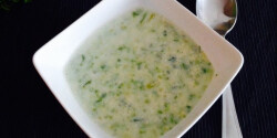 Salátaleves Juciminyon konyhájából