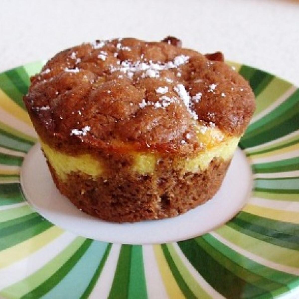 Ezen a képen: Reszelt muffin
