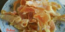 Kandírozott narancshéj 2.